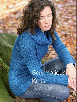 Scrumptious knits cover
