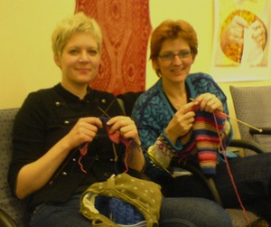 The_fastest_knitter_and_i