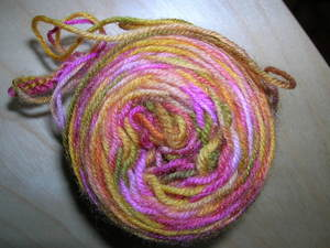 Sock_wool_yellow